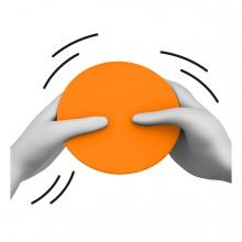 Imagen del verbo usar