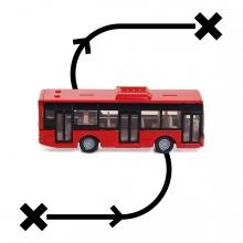 Imagen en la que se ve el concepto viajar en autobús