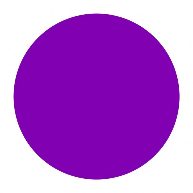 Resultado de imagen de circulo morado